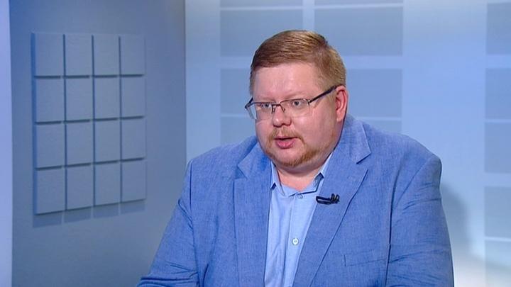 директор Центра политического анализа и социальных исследований Павел Викторович Данилин