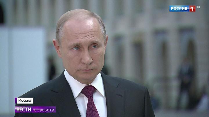 """Путин призвал не сажать людей ради """"галок"""" и быть к ним ближе"""