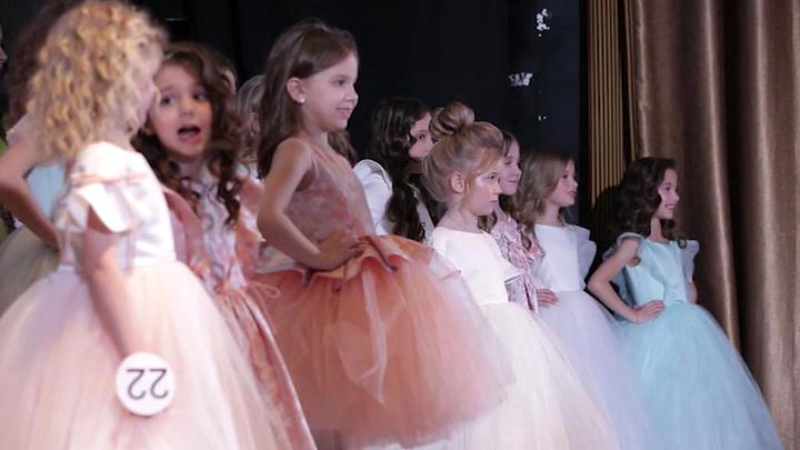 Красота не по-детски. Специальный репортаж Дарьи Ганиевой