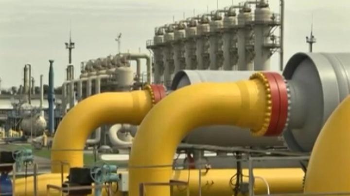 Запасы газа в хранилищах Украины иссякают