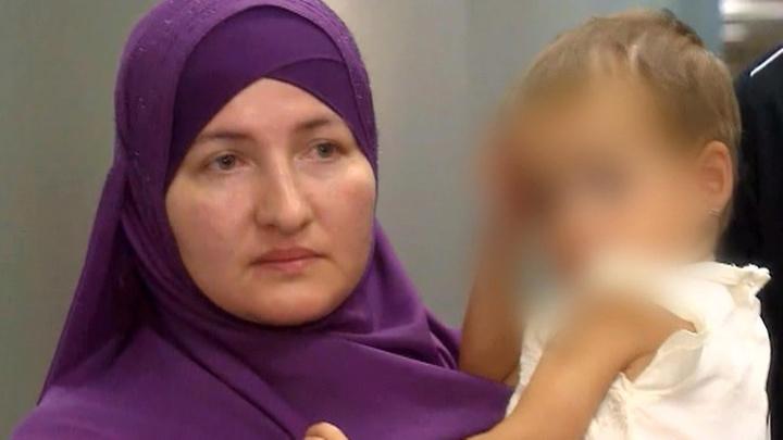 В Россию вернули еще пятерых детей из сирийских лагерей