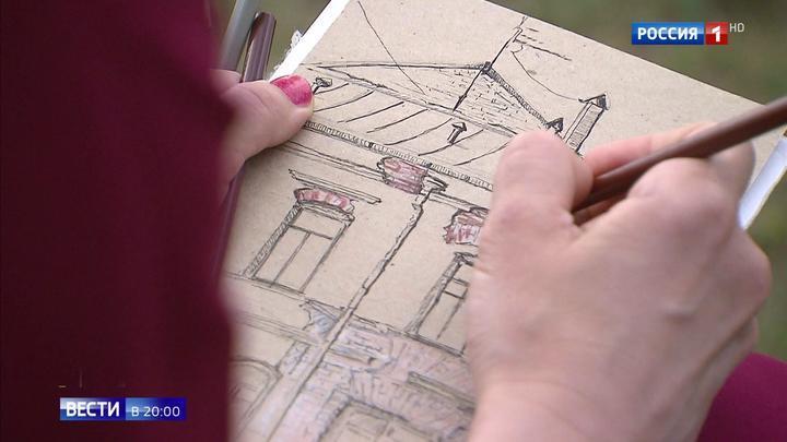Москвичи лично взялись за реставрацию одного из зданий Хитровки