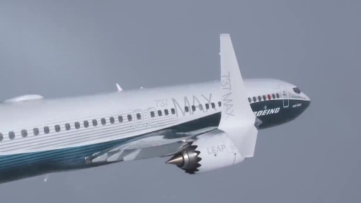 У компании Boeing появились новые проблемы с моделью 737 MAX