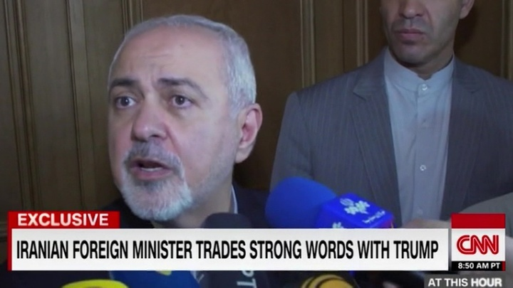 Иран не испугался угроз Трампа