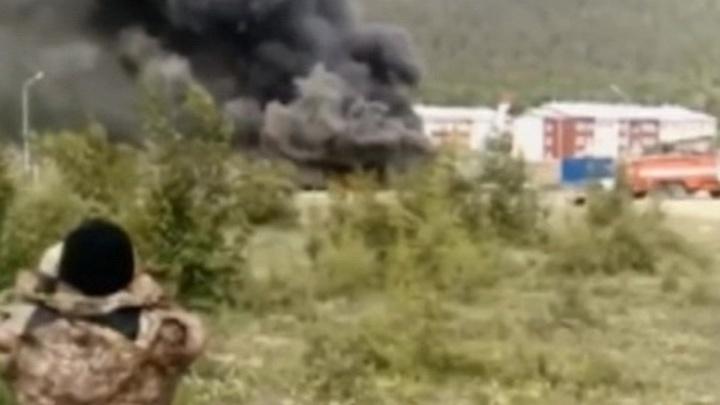 Все пострадавшие в жесткой посадке Ан-24 и их семьи получат материальную помощь