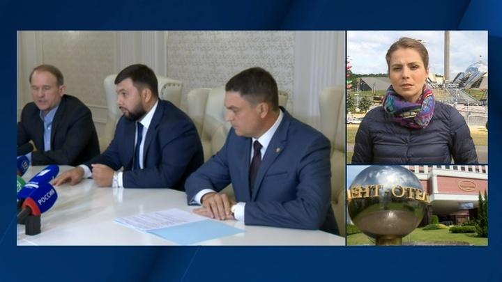 Донецк и Луганск в одностороннем порядке передадут Киеву четверых пленных