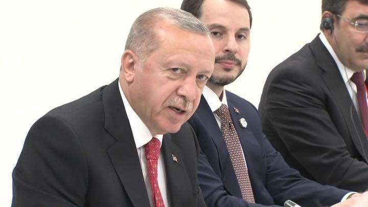 Эрдоган: отсрочки в поставках С-400 в Турцию нет