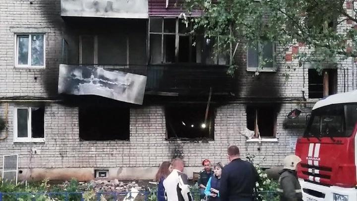 В Коврове житель пятиэтажного дома взорвал квартиру, есть погибший и пострадавшие