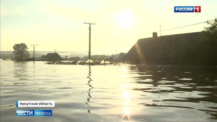 Паводок в Иркутской области: под водой – более четырех тысяч домов