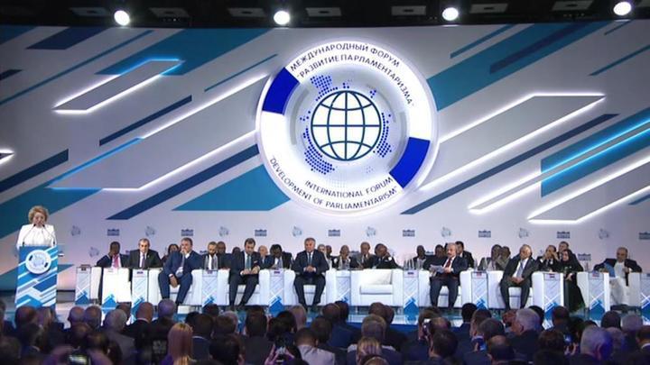 Валентина Матвиенко заявила о недопустимости санкций против парламентариев