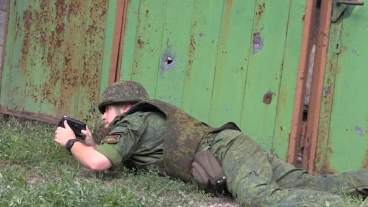 Съемочная группа ВГТРК попала под обстрел в Донбассе