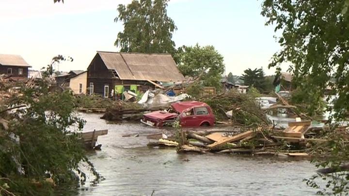 Еще пятеро пропавших во время паводка обнаружены живыми