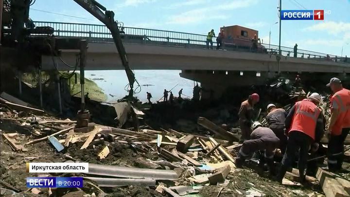 Их ищут спасатели: судьба 15 жителей Тулуна до сих пор неизвестна