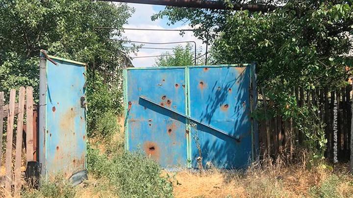 """В Донбассе под обстрел украинской армии попала съемочная группа канала """"Звезда"""""""