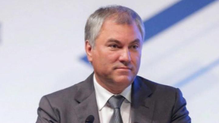 Вячеслав Володин: политизированность ПАСЕ далеко не преодолена