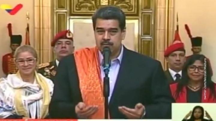 Власти Венесуэлы возобновили переговоры с оппозицией