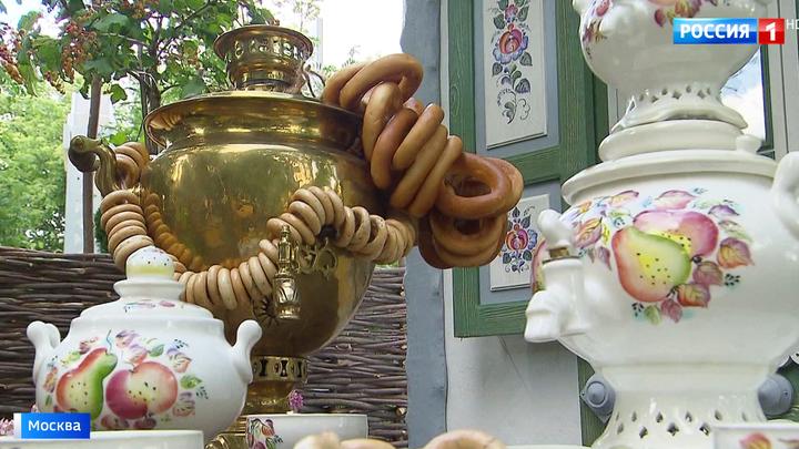 Неделя моды ландшафтного искусства: Международный фестиваль садов и цветов в Москве