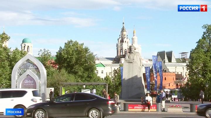 До конца июля жары в Москве не ожидается