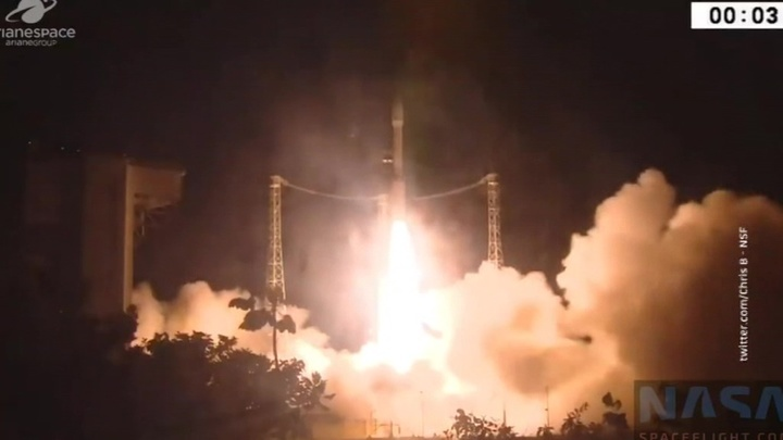 Запуск военного спутника ОАЭ завершился неудачно