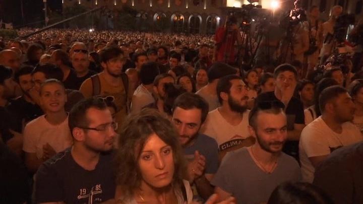 В Тбилиси продолжается расследование недавних беспорядков