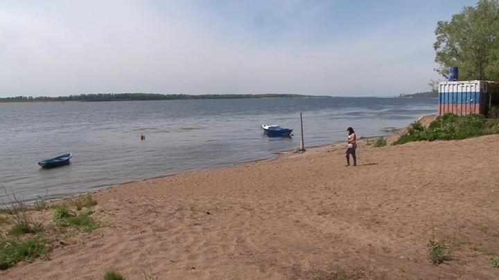 Запретный пляж: выход к Волге внезапно стал платным