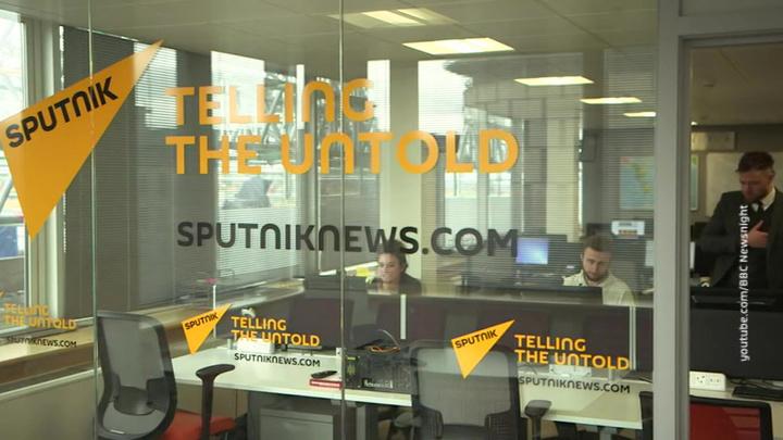 В Литве суд заблокировал сайт российского агентства Sputnik