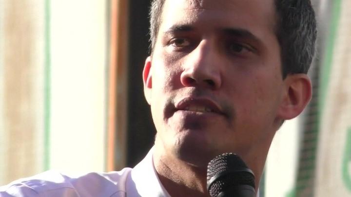 Гуайдо лишился поста главы парламента Венесуэлы