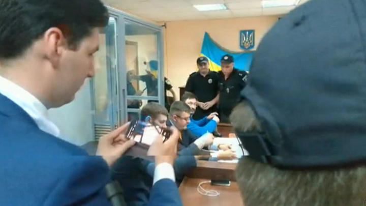 Дмитрий Киселев: СБУ давило на суд, не давая принять решение об освобождении Вышинского