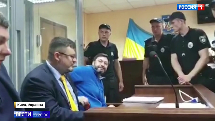Судьи заняты другим делом: почему на Вышинского снова надели наручники