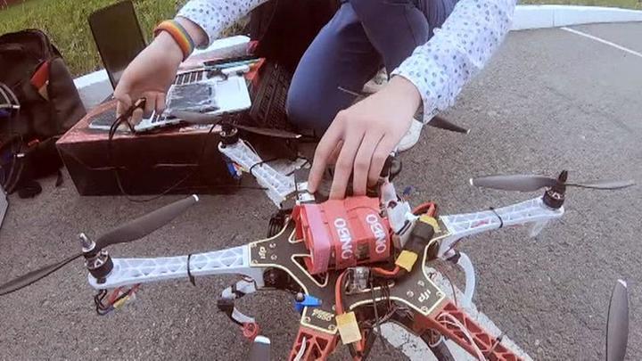 На Урале дроны самостоятельно будут обследовать крыши