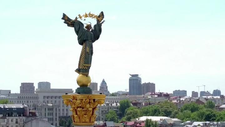 На Украине теперь можно общаться только на украинском языке