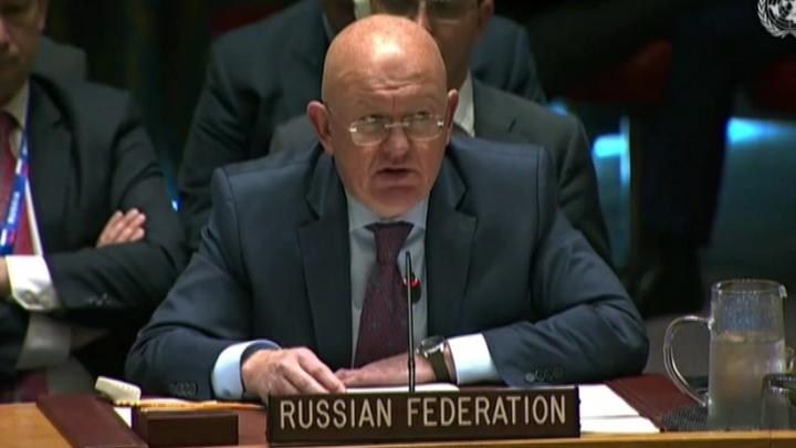 Небензя: карательные меры против русского языка на Украине чреваты дальнейшим разобщением