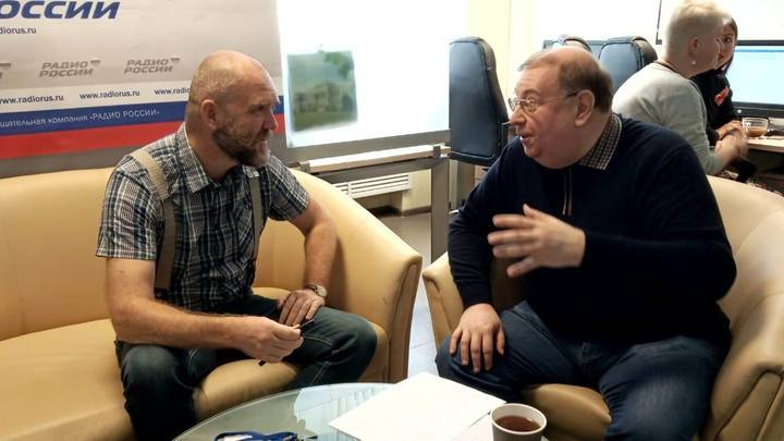 Дмитрий Конаныхин и Александр Пыжиков