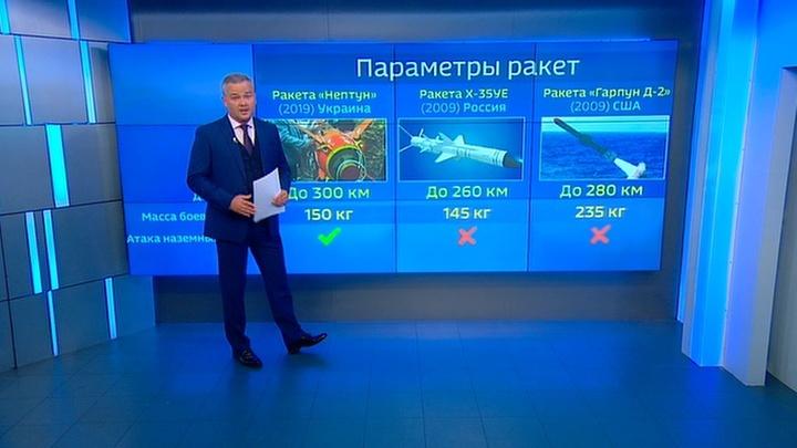 Экс-секретарь СНБО гордится оружием против России, которого нет
