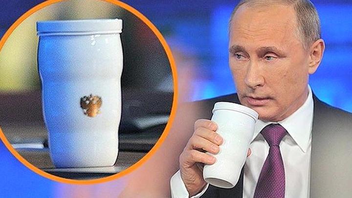 """Китайцам полюбились товары """"как у Путина"""""""