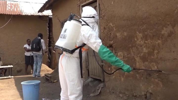В Африке зафиксирована опасная вспышка лихорадки Эбола