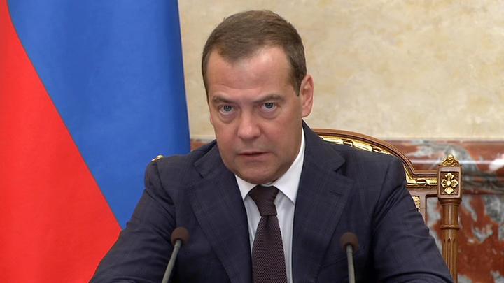 Медведев призвал соблюдать требования к качеству строящегося жилья для пострадавших от паводков