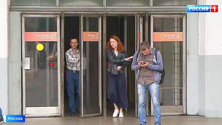 Закрытый участок Сокольнической линии метро заработал на два дня раньше срока