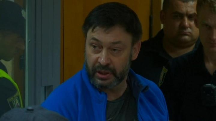 Вышинский попросил справедливости, а получил еще 60 дней