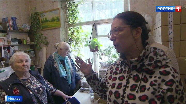 Общество инвалидов Савеловского района вынуждено ютиться в каморке