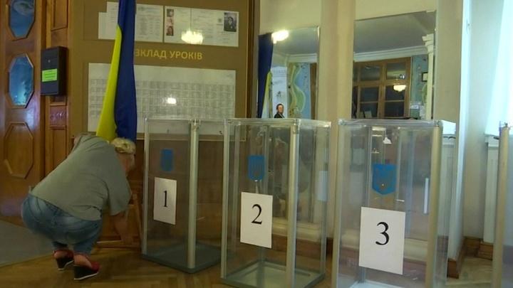 На Украине пройдут досрочные выборы
