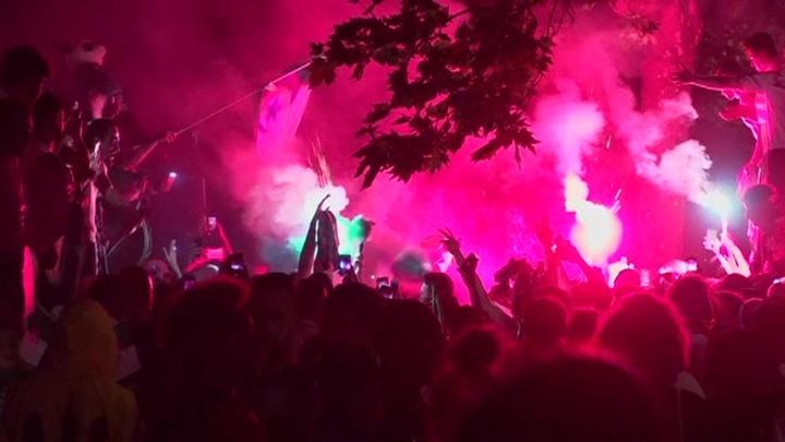 Футбольные беспорядки: на улицы Парижа вывели 2,5 тысячи полицейских