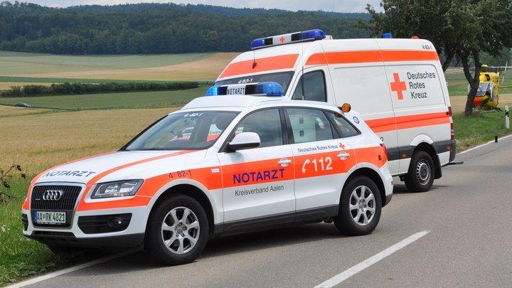 Авиакатастрофа в Германии: 3 погибших
