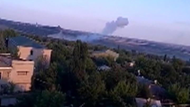 Украинские силовики обстреляли Первомайск: есть погибшая и раненые