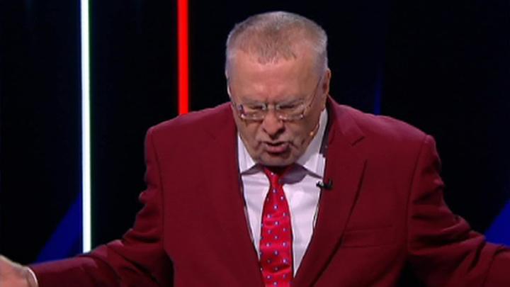 Вечер с Владимиром Соловьевым. Эфир от 22 июля 2019 года