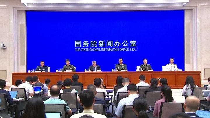 Китай рассказал о своих военных намерениях