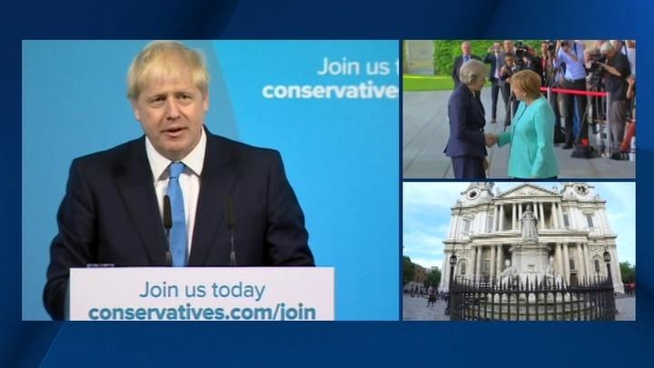Елена Ананьева: Борис Джонсон готов вывести Великобританию из ЕС без сделки