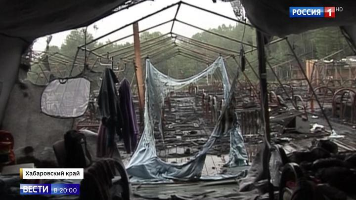 Трагедия в детском лагере: почему о палаточном городке никто не знал