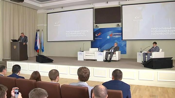 """Рогозин: экспортные двигатели РД-180 можно использовать в России на ракетах """"Союз"""""""