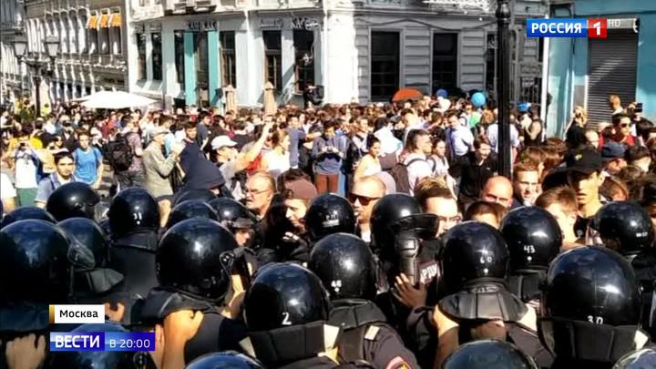 Архитекторы хаоса. Кто стоит за беспорядками в Москве